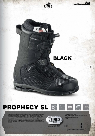 PROPHECY SL12