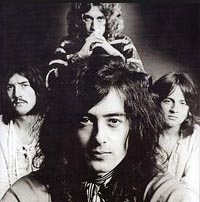 Led Zeppelin & Jimy Page