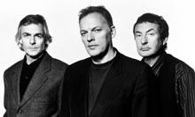 Pink Floyd Three Members