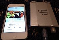 iPhone5+nano iDSD