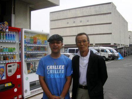 福本先生と私_H16.09.19撮影