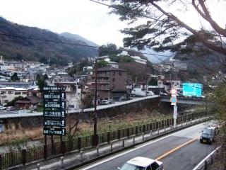 箱根湯本の街_H22.03.22撮影