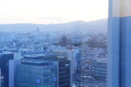 東寺の五重塔_H26.02.09撮影