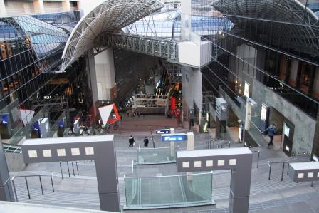 屋上から大階段_H26.02.09撮影
