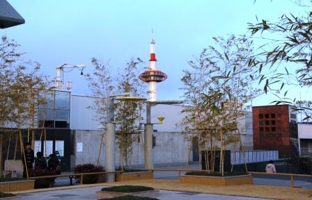 本物の京都タワー_H26.02.09撮影