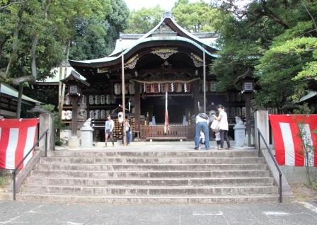 岡崎神社本殿_H26.10.12撮影