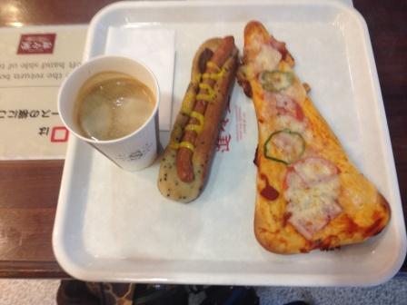 今回の朝食_H26.02.09撮影