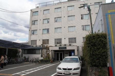 KCTP金閣寺ターミナル_H26.04.05撮影