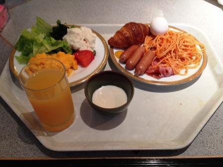 朝食バイキング_H26.06.07撮影