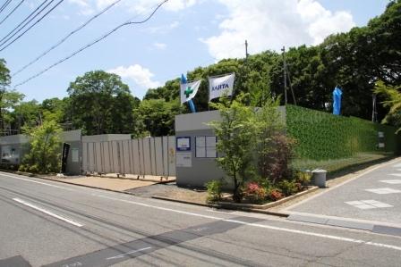 梨木神社のマンション建設予定地_H26.06.08撮影