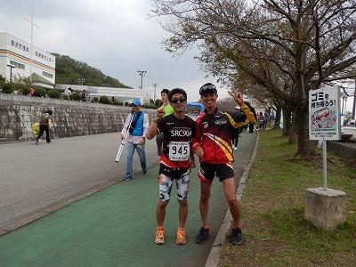 あざいお市マラソン2014-1