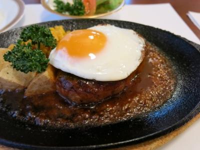 菊水ハンバーグステーキ