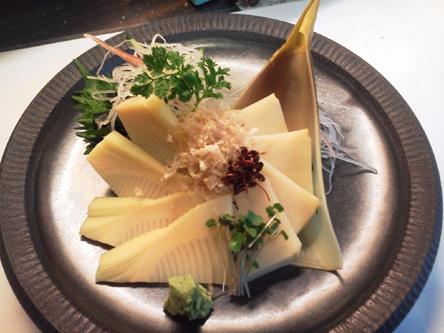 竹の子山菜3
