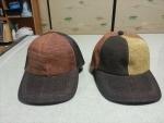 麻製の帽子