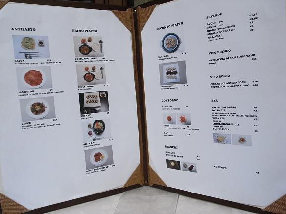 goong menu_2014