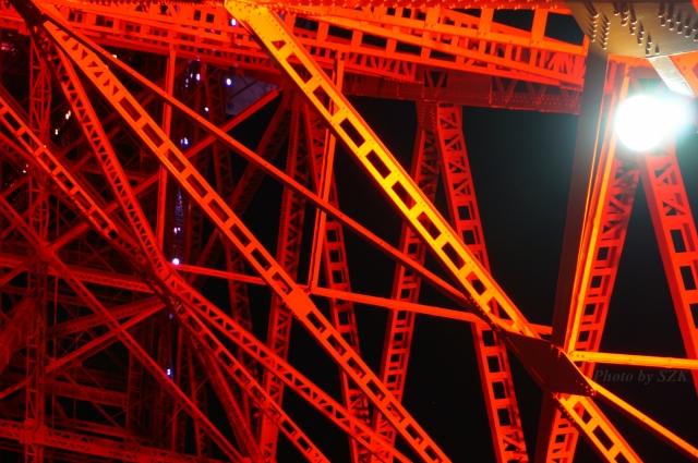 東京タワー鉄骨_02