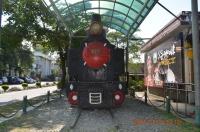 花蓮台糖366型蒸気機関車正面140130