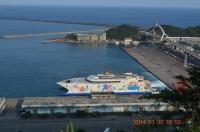 ナッチャンReraと蘇澳港到着140130