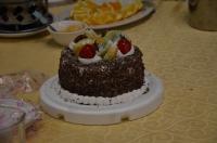 誕生ケーキ140326