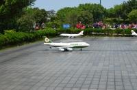 エバー航空着陸140404