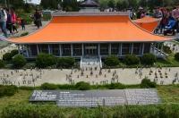 小人国台湾エリアの国父記念館140404