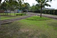 小人国園内鉄道の線路140404