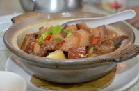 筍乾控肉140404