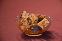 つきだしのピリ辛豆腐140430
