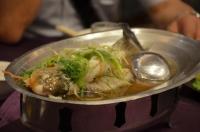 蒸し魚140430