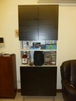 IKEAで買った整理棚140202