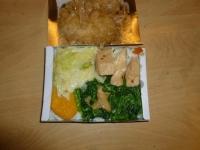 福隆排骨の野菜140206