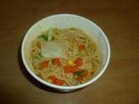 咖哩豬肉炒麺140313