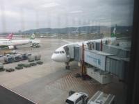 台北松山到着140320