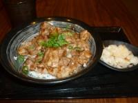 吉野家の焼き牛肉丼140407