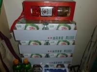 購入したビールとバーボン140407