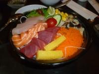 海鮮丼140419
