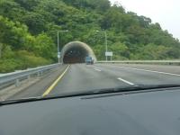 雪山トンネル入口140425
