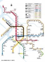 MRT路線図140222