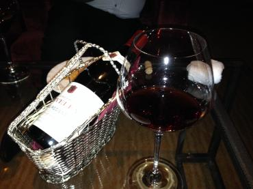 ワイン バーAPT
