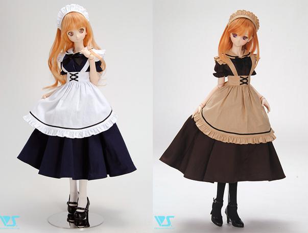 メイドドレス01