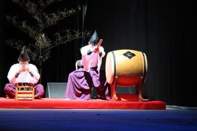 吉田神楽団 大江山1