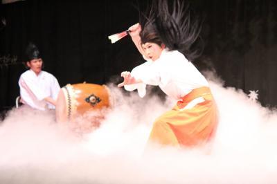 高猿神楽団 滝夜叉姫1