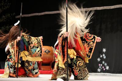 高猿神楽団 滝夜叉姫2