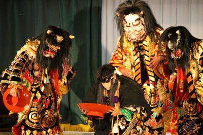 大森神楽団 大江山1