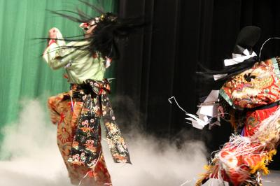 鈴張神楽団 滝夜叉姫5