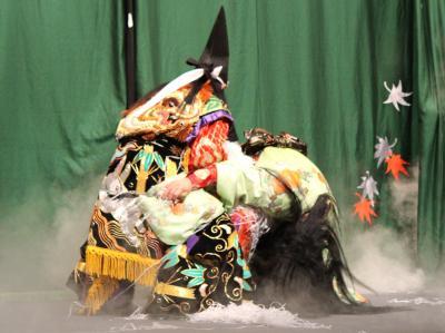 鈴張神楽団 滝夜叉姫6