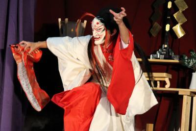 山王神楽団 滝夜叉姫4