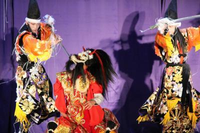 山王神楽団 滝夜叉姫13
