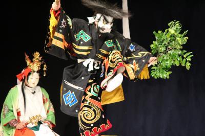 三谷神楽社中 岩戸2