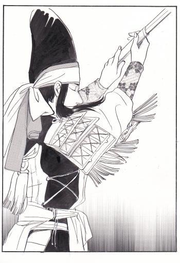 三谷神楽社中 マンガ